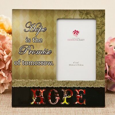 Luxurious Hope frame from Gifts By PartyFairyBox - Gift Favors / FC-12092
