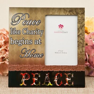 Luxurious Peace frame from Gifts By PartyFairyBox - Gift Favors / FC-12093