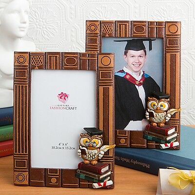 Graduation Owl Themed Photo Frame from Gifts By PartyFairyBox - Graduation Gifts