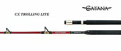 Canna da Traina SHIMANO CATANA CX TROLLING LITE 2,19 Mt Rod Boat Fishing