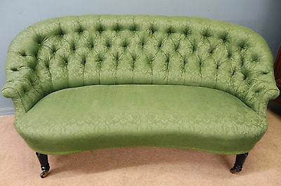 Good Antique Victorian Sofa