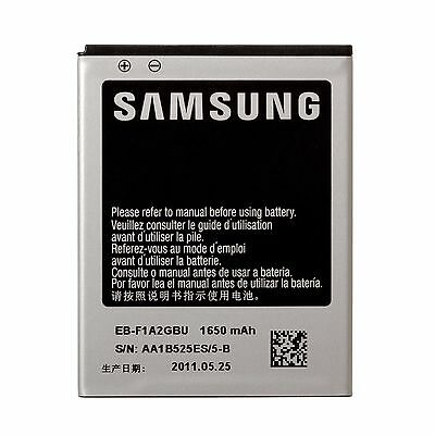 Genuine Replacement Battery For Samsung GALAXY S2 i9100  1650 mAh