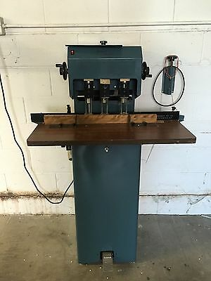 Spinnit FMMP-3 3 Hole Paper Drill by Lassco