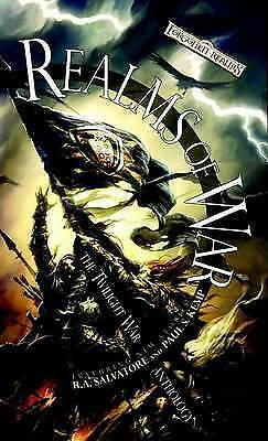 Realms of War (Forgotten Realms), Good Condition Book, Philip Athans, ISBN 97807