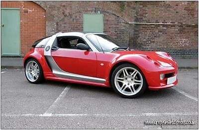 Smart Roadster 0.7 Brabus RCR Coupe