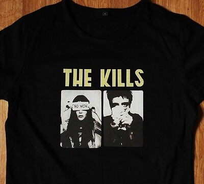 T-Shirt du groupe THE KILLS (Neuf)