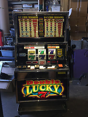 Igt - Slot Machine - Igt S+ Double Lucky 7   - 2  Coin