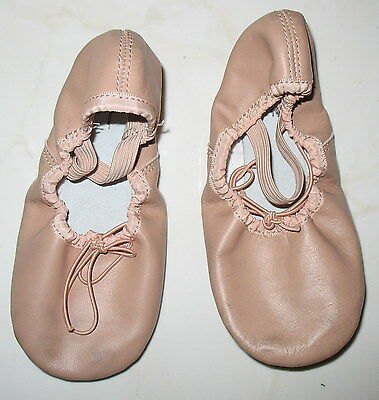 ABT SPOTLIGHTS Ballet Slippers Shoes Kid Size American Ballet - Abt ballet shoes