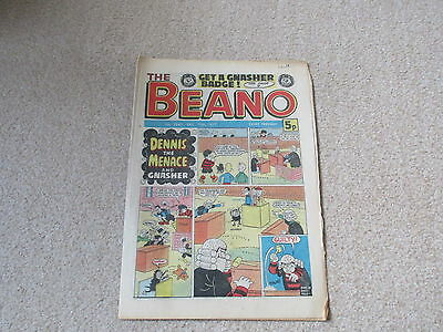 BEANO COMIC -No 1847, Dec 10th 1977- gc