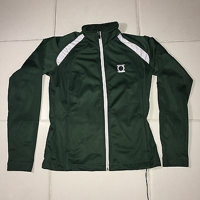 Cast Crew Track Jacket Green Lantern Superhero Movie Promo Sony Justice League