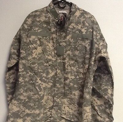 Us Army Issue Fracu Ucp Uniform Top Medium Regular Nwt With Perimeter Guard