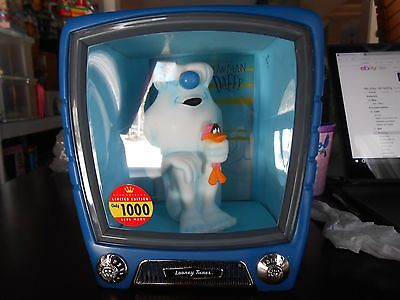 Funkovision Looney Toons Abominable SNOWMAN & DAFFY Duck Limited Edition 1000