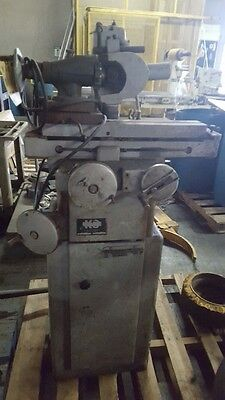 K.O. Lee Model B300 Tool & Cutter Surface Grinder With Harig Attachment -B923GL