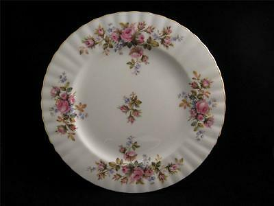 "*MINT* Royal Albert MOSS ROSE Salad Plate 8 1/8"" Montrose Shape *Made in England"