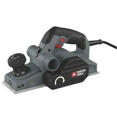 PC 6.0 Amp Hand Planer, by Stanley Black & Decker, (This Porter Cable Tradesman)