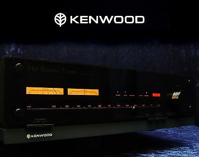 Vintage High-End Tuner TRIO KENWOOD L-01T HiFi Radio Empfänger Lab Serie L 01 T