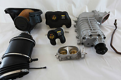 2011 2012 Gt500 Oem Eaton Supercharger M122 Kit (Air Intake Included)