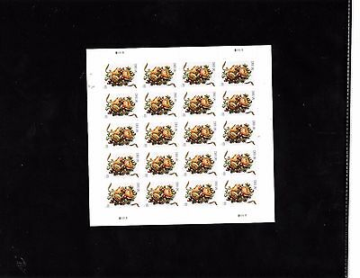 Celebration Corsage  Forever Stamp Excellent Floral Design  Full Sheeet Of 20