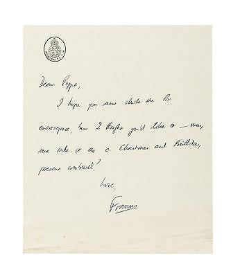 Francis Crick, DNA Discoverer - Earliest Autograph Letter Signed to His Father