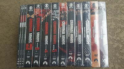 Criminal Minds: The Complete Series Seasons 1-11 DVD Set - Brand New Sealed