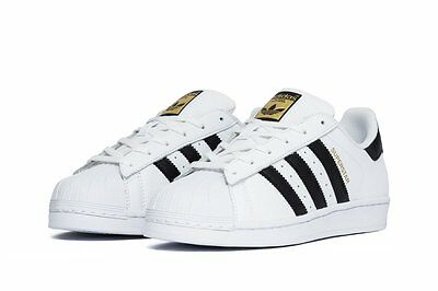 detailed look c43dc c0d53 Adidas Boys (Gs) Superstar J White black Us Size 6.5 Style  C77154