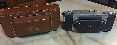 Vintage Stereo Realist Camera by David White .Co. with leather case