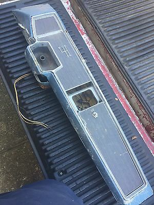 Chevy Impala 1966 1967 4 Speed Center Console SS 327 396 427 Muncie SS427