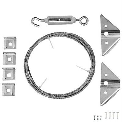 "Stanley Anti-Sag Gate Kit #SP1273 with Turnbuckle and 90"" Cable (76-0829)"