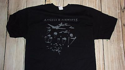 NWOT Angels and Airwaves T Shirt SIZE XL AAA Brand
