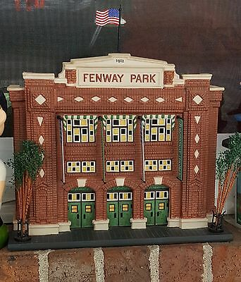 Department 56 Fenway Park Boston Red Sox Christmas in the City #58932 Baseball
