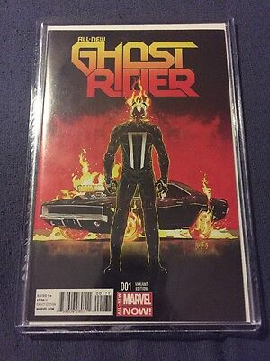 ALL NEW GHOST RIDER #1 FELIPE SMITH 1:25 VARIANT 1st APP ROBBIE REYES VF/NM