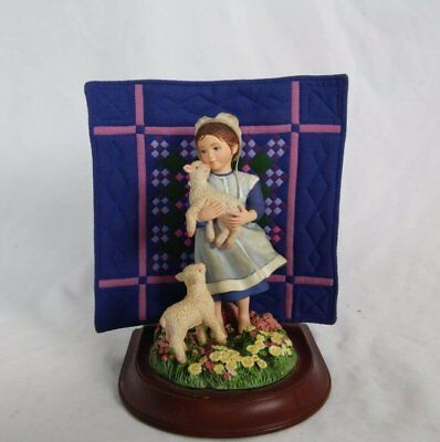 Lot 4 Amish Heritage Collection  Willitts Designs Simple Blessings  Figurines