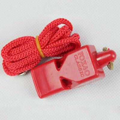 Soccer Football Whistle Survival Cheerleaders Basketball Referee Whistle