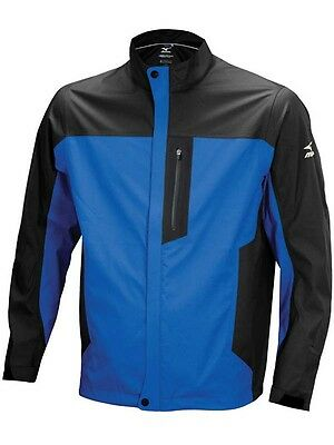 Mizuno Impermalite Performance Shell Jacket - Royal Blue
