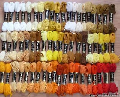 Anchor Tapestry Wool - Shades 8000 - 8202  One Skein £1.10; 15% Off 2+