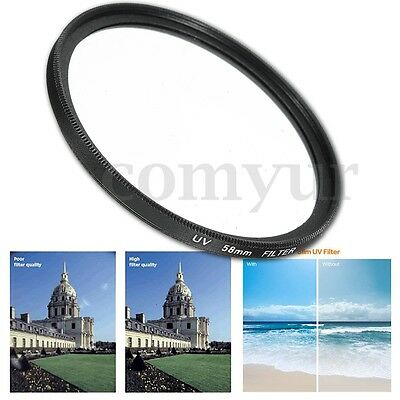 58mm UV Ultra-Violet Camera Filter Lens Protector For Canon Pentax Nikon 18-55