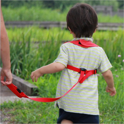 Baby Walking Belt Children's Walking Harness Safety Strap Walker Helper
