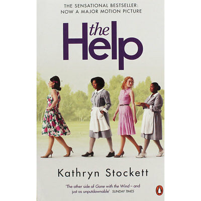 The Help by Kathryn Stockett (Paperback), Fiction Books, Brand New