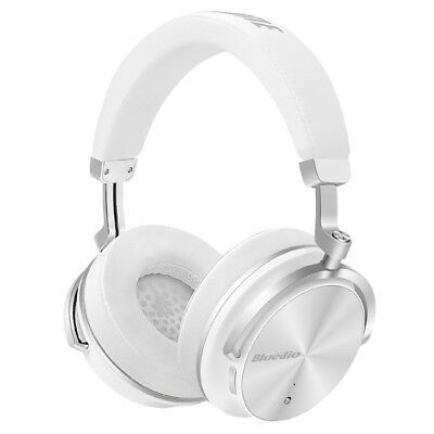 BLUEDIO T4 Bluetooth4.2 Headphones Noise Cancelling Wireless Stereo Headsets