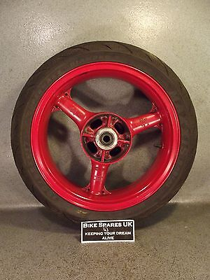 Kawasaki Zx9R 98-99 Zx900 C1 C2 (Ref.040) - Rear Wheel