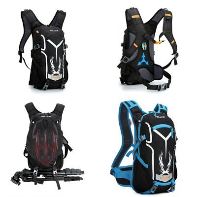 Pellor Outdoor 18L Waterproof Cycling Rucksack Nylon Bicycle Riding Backpack