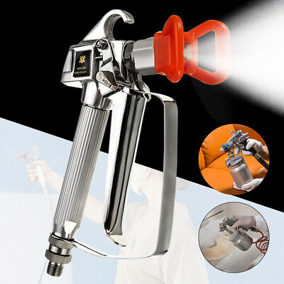 3600PSI Airless Paint Spray Gun With Tip For Graco Titan Wagner Sprayer Tool