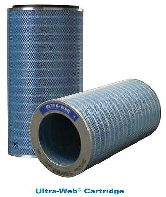 Donaldson Torit Df Dust Collector Round Ultra-Web Cartridge Filter 2226900