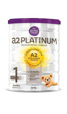 Brand New A2 Platinum Premium Stage 1 Infant Formula Milk 900g