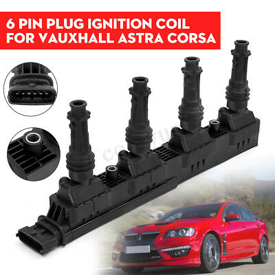 Ignition Module / Coil Pack For Vauxhall/opel Agila Astra Corsa Meriva Tigra -Uk