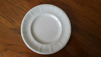 Greenfield Village Iroquois Henry Ford Museum White Side or Desert plates