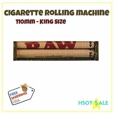 Joint Roller Machine Blunt Fast Cigar Rolling Cigarette Weed Raw 110mm Jumbo Lon