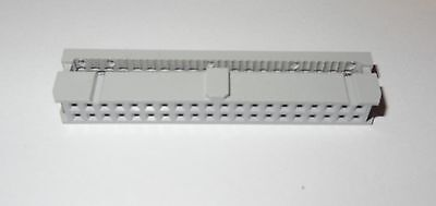 "1 pc IDC, 40 pos (2x20) female connector for ribbon cable. Standard 0.1"" pitch."