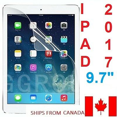 """Ultra Clear Screen Potector For Ipad 2017 9.7"""" * Buy 2 Get 1 Free = 3 In Total *"""