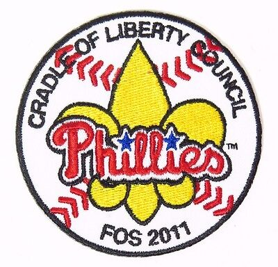 Cradle Of Liberty Council Patch FOS 2011